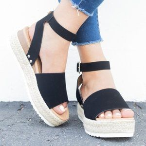 🎉🎉SALE🎉🎉THE PERFECT SUMMER ESPADRILLE